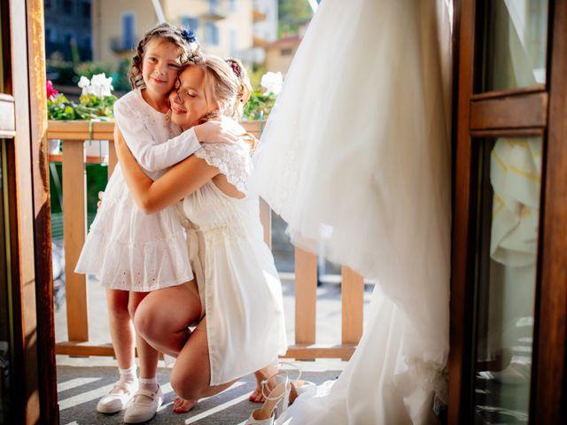 Il matrimonio di Luciano e Alessia a Ala di Stura, Torino 10