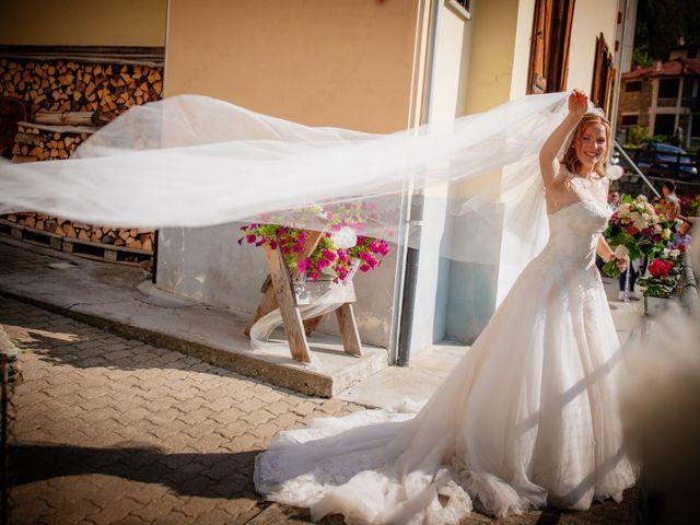 Il matrimonio di Luciano e Alessia a Ala di Stura, Torino 17