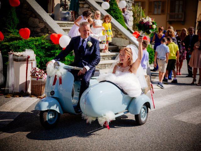 Il matrimonio di Luciano e Alessia a Ala di Stura, Torino 22