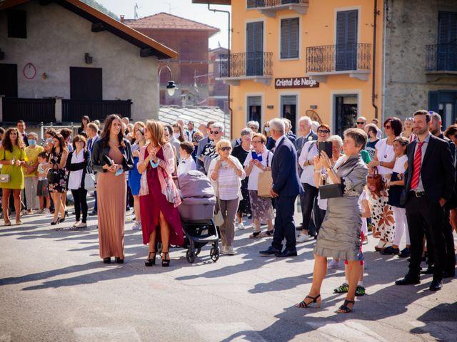 Il matrimonio di Luciano e Alessia a Ala di Stura, Torino 23