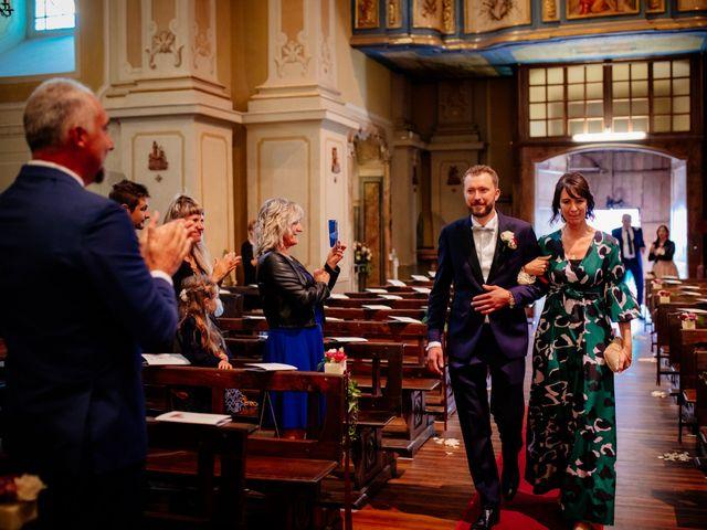 Il matrimonio di Luciano e Alessia a Ala di Stura, Torino 24