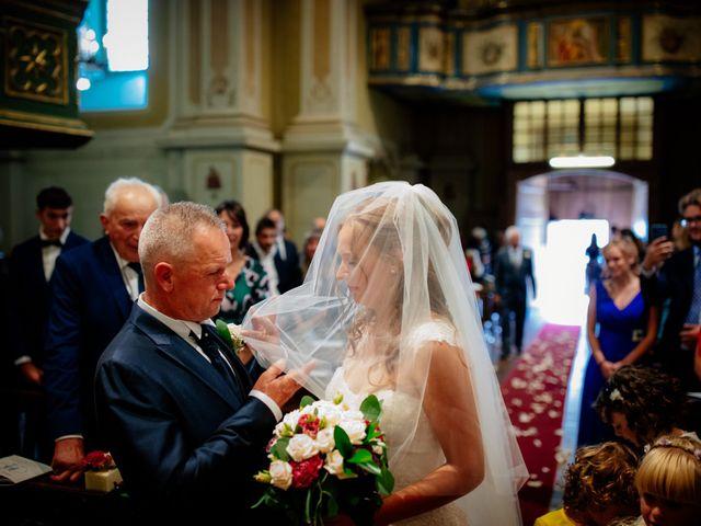 Il matrimonio di Luciano e Alessia a Ala di Stura, Torino 35