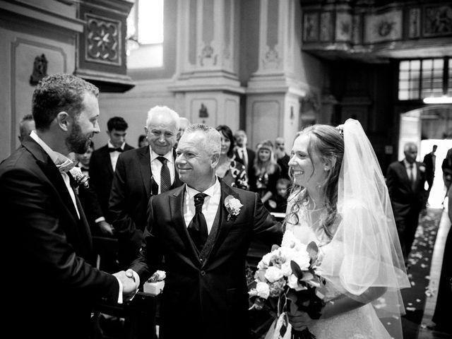 Il matrimonio di Luciano e Alessia a Ala di Stura, Torino 37