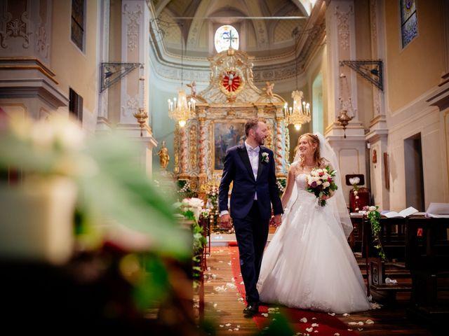Il matrimonio di Luciano e Alessia a Ala di Stura, Torino 50