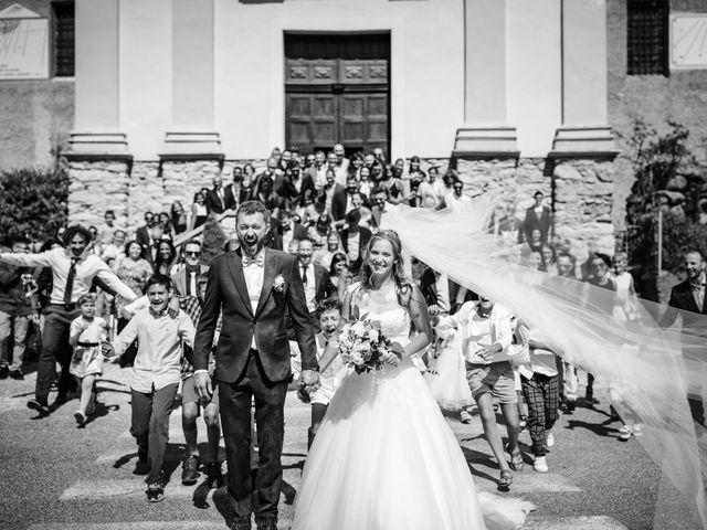 Il matrimonio di Luciano e Alessia a Ala di Stura, Torino 53