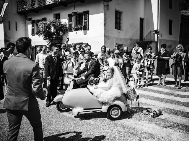 Il matrimonio di Luciano e Alessia a Ala di Stura, Torino 54