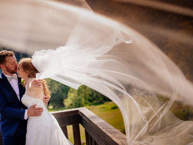Il matrimonio di Luciano e Alessia a Ala di Stura, Torino 57