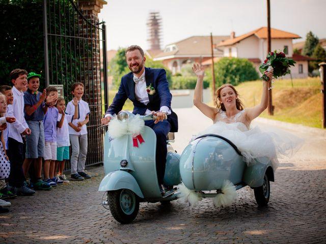 Il matrimonio di Luciano e Alessia a Ala di Stura, Torino 74
