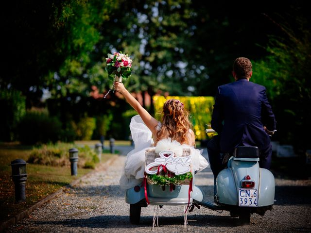 Le nozze di Alessia e Luciano