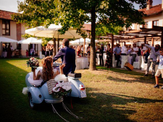 Il matrimonio di Luciano e Alessia a Ala di Stura, Torino 83