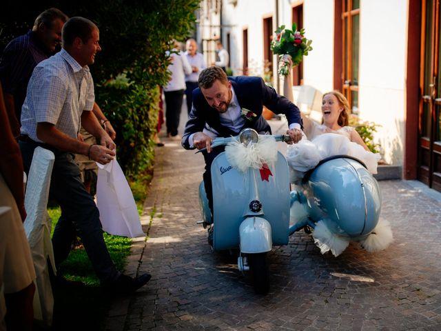 Il matrimonio di Luciano e Alessia a Ala di Stura, Torino 2