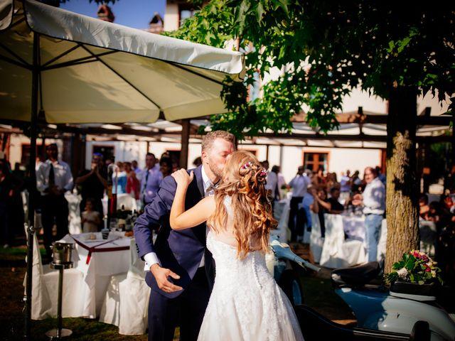 Il matrimonio di Luciano e Alessia a Ala di Stura, Torino 84