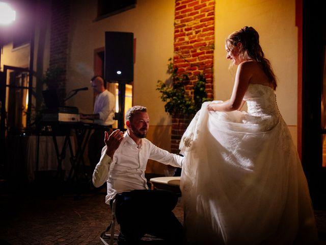 Il matrimonio di Luciano e Alessia a Ala di Stura, Torino 101