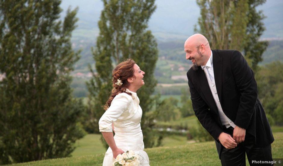 Il matrimonio di Nicola e Eleonora a Poppi, Arezzo