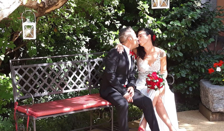 Il matrimonio di Donato e Elena  a Roncola, Bergamo