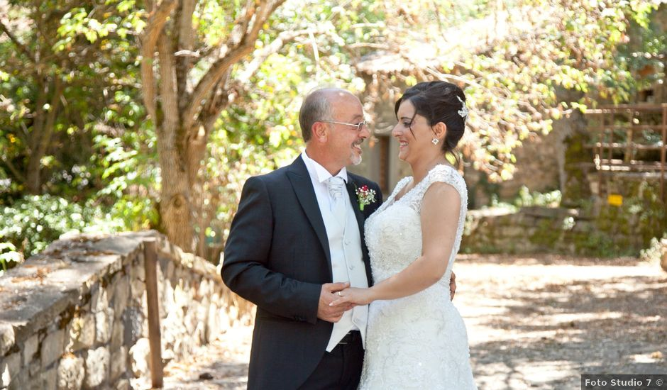 Il matrimonio di Nino e Sonia a Castiglione di Sicilia, Catania
