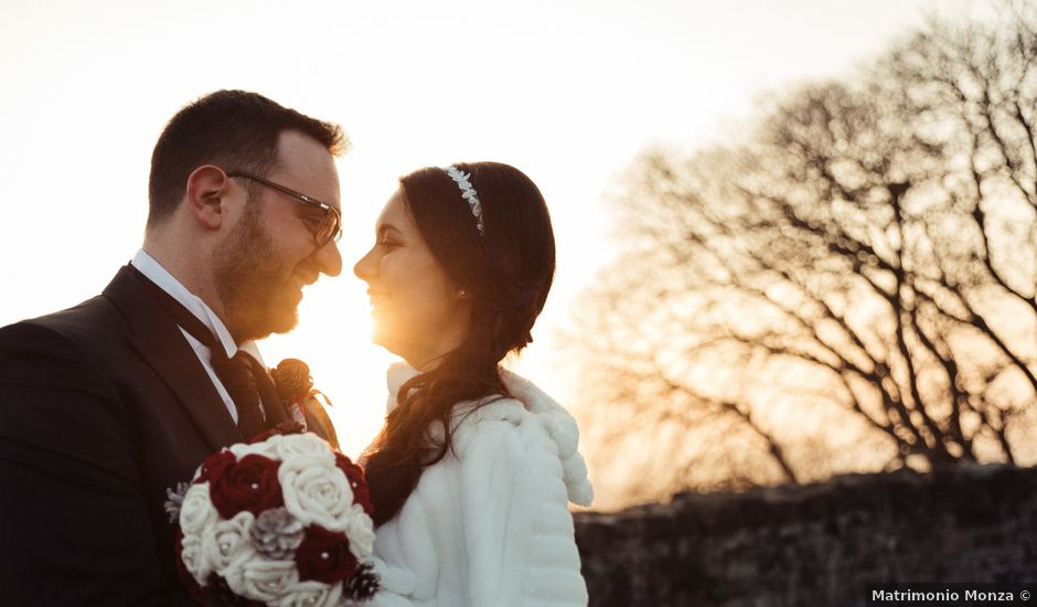 Il matrimonio di Eugenio e Ivana a Brusaporto, Bergamo