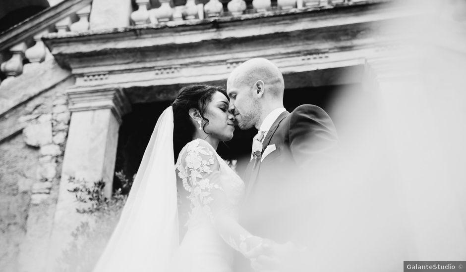 Il matrimonio di Stefano e Kaley a Verona, Verona