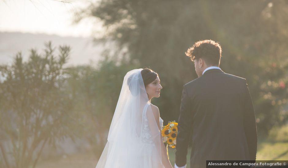 Il matrimonio di Paci e Sarah a Napoli, Napoli
