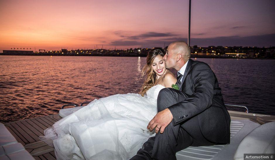 Il matrimonio di Lucia e Dario a Ragusa, Ragusa