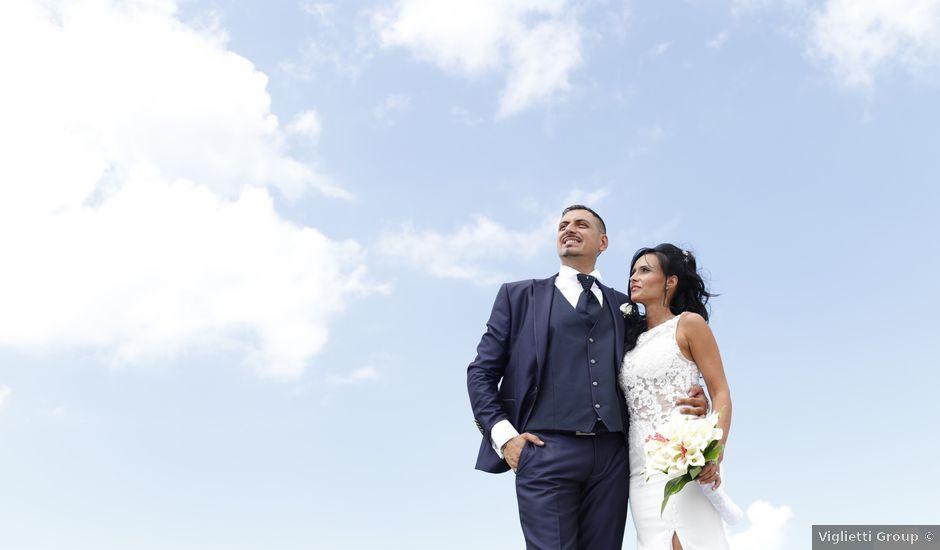 Il matrimonio di Silvana e Carlo a Napoli, Napoli