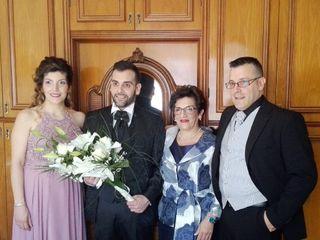 Le nozze di Cosimo Cosco e Valentina Chiriaco 2