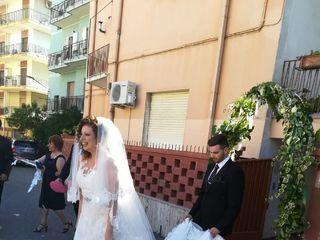 Le nozze di Cosimo Cosco e Valentina Chiriaco 3