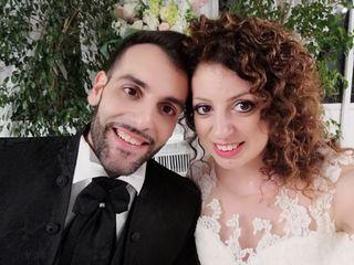 Le nozze di Cosimo Cosco e Valentina Chiriaco