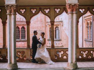 Le nozze di Elisa e Davide