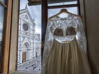 Le nozze di Jacqueline e Leonardo 1