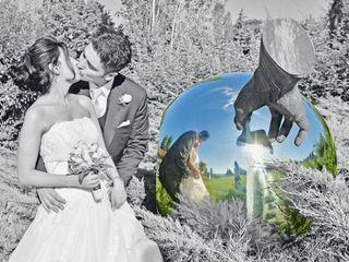Le nozze di Hanieh e Marco