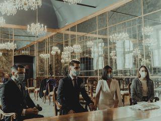 Le nozze di Irina e Ardian 3
