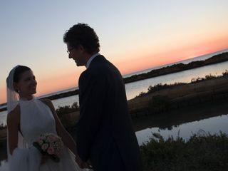 Le nozze di Silvia e Mario