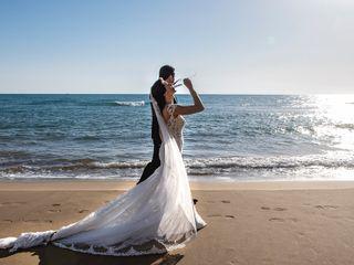 Le nozze di Mariella e Gerlando