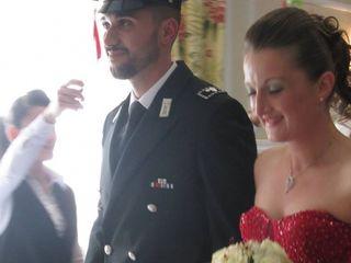 Le nozze di Olimpia e Antonino