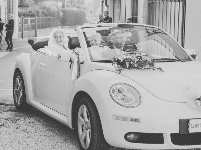 Il matrimonio di Luca e Silvia a Trescore Balneario, Bergamo 31