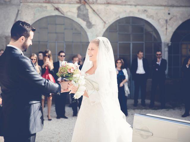 Il matrimonio di Luca e Silvia a Trescore Balneario, Bergamo 33