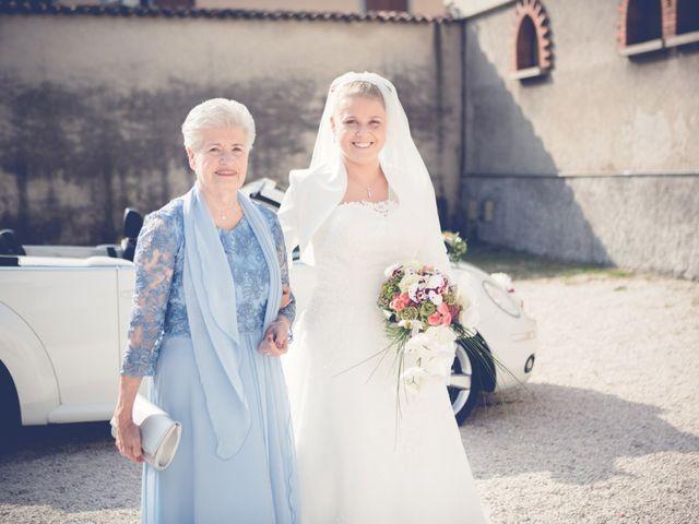 Il matrimonio di Luca e Silvia a Trescore Balneario, Bergamo 37