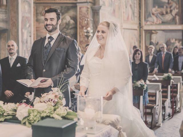 Il matrimonio di Luca e Silvia a Trescore Balneario, Bergamo 42
