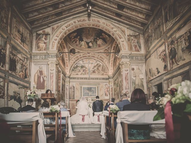 Il matrimonio di Luca e Silvia a Trescore Balneario, Bergamo 44