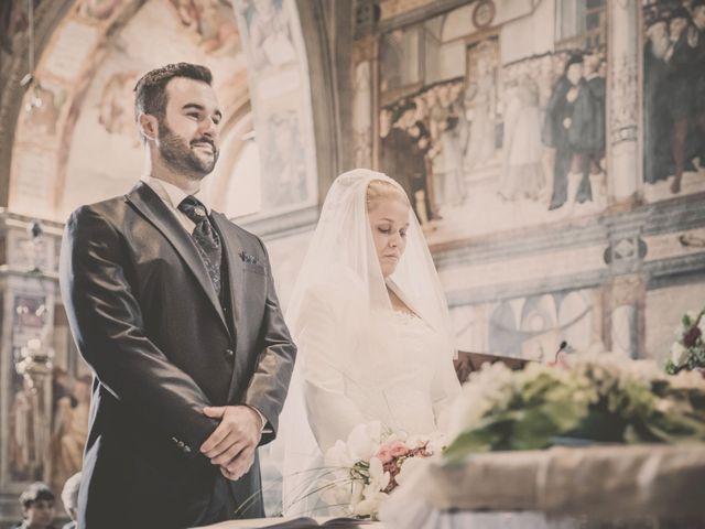 Il matrimonio di Luca e Silvia a Trescore Balneario, Bergamo 46