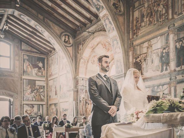Il matrimonio di Luca e Silvia a Trescore Balneario, Bergamo 47