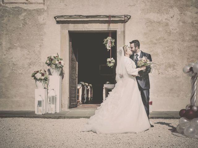 Il matrimonio di Luca e Silvia a Trescore Balneario, Bergamo 53