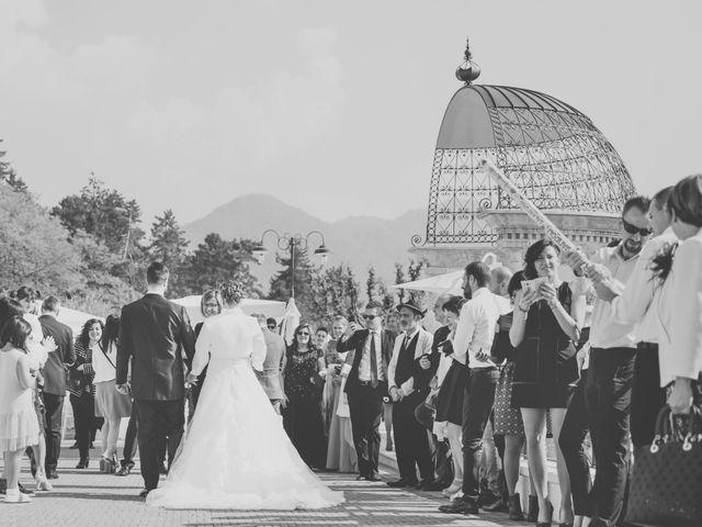 Il matrimonio di Luca e Silvia a Trescore Balneario, Bergamo 57