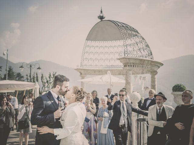 Il matrimonio di Luca e Silvia a Trescore Balneario, Bergamo 58