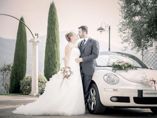 Il matrimonio di Luca e Silvia a Trescore Balneario, Bergamo 62