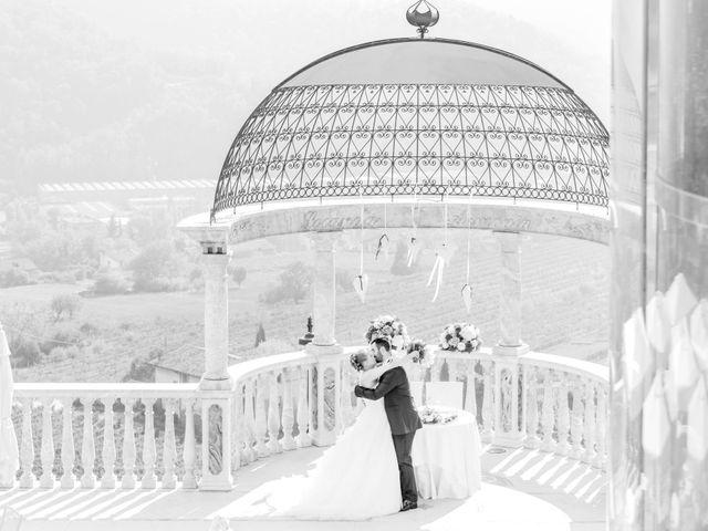 Il matrimonio di Luca e Silvia a Trescore Balneario, Bergamo 63