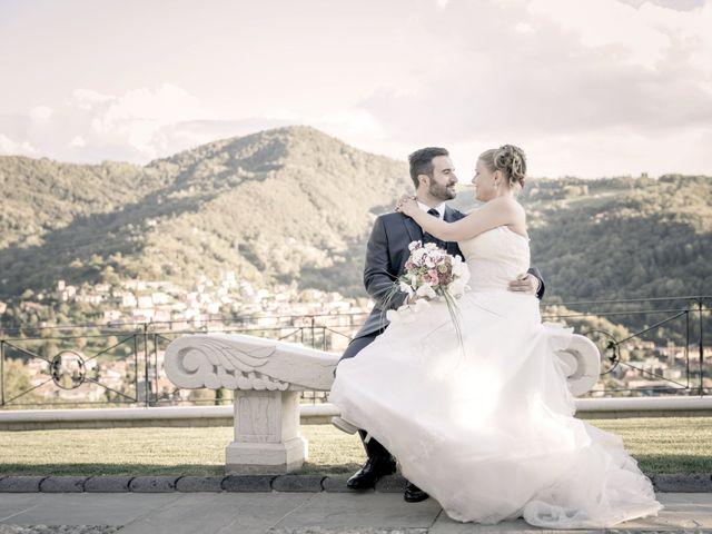 Il matrimonio di Luca e Silvia a Trescore Balneario, Bergamo 76