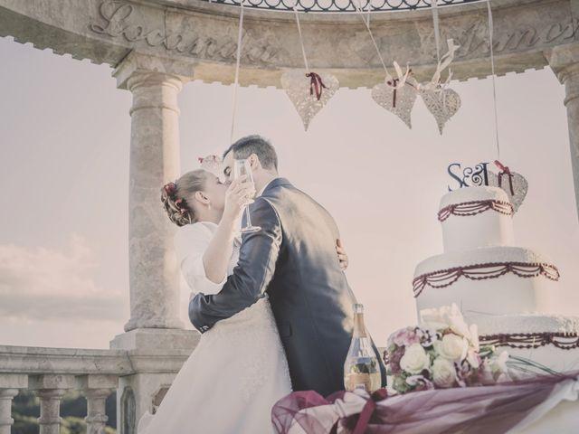 Il matrimonio di Luca e Silvia a Trescore Balneario, Bergamo 81