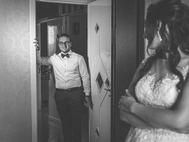 Il matrimonio di matteo e raffaella a Casandrino, Napoli 16